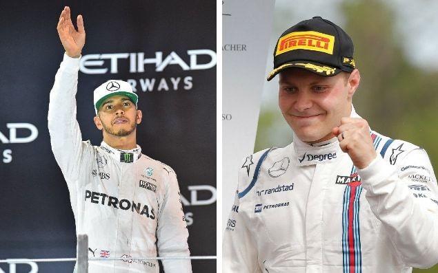 Lewis Hamilton says he has 'zero problems' with Mercedes team-mate Valtteri Bottas ahead of car launch