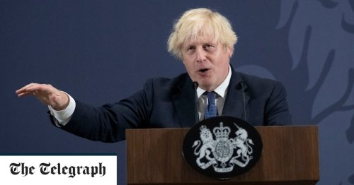 Boris Johnson talked out of triggering 'nuclear option' over Northern Ireland Brexit stalemate