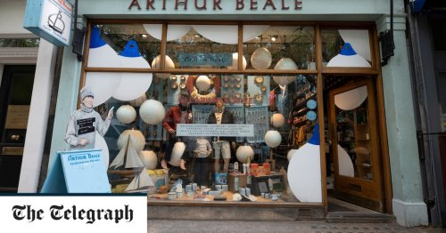Farewell, Arthur Beale – the sailors' and fashionistas' favourite shutting up shop after 500 years