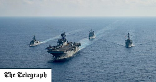 France sends navy mission to South China Sea as tensions build in Beijing's back yard