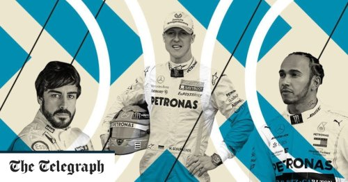 The top 20 F1 drivers of the 21st century: Who comes out on top in our rankings?