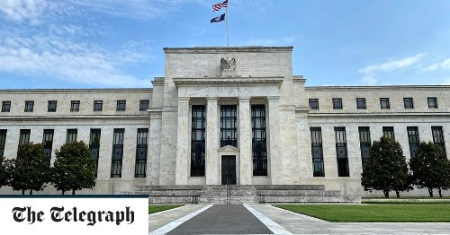 Markets are losing faith in the Federal Reserve's credibility