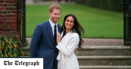 Prince Harry and Meghan have let Royal family down, nearly half of Britons think