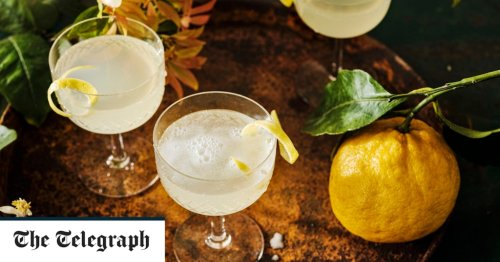 Sorrento Sparkle cocktail recipe