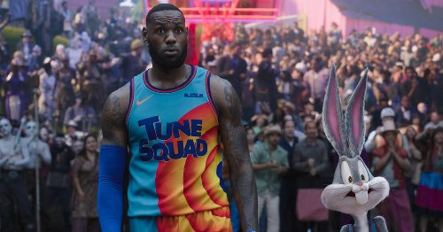 Watch the Official Trailer for 'Space Jam: A New Legacy' Starring Lebron James