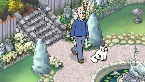 """Jeu vidéo pour enfants : """"Simon's Cat : Story Time"""", le petit jeu qui retombe toujours sur ses pattes"""
