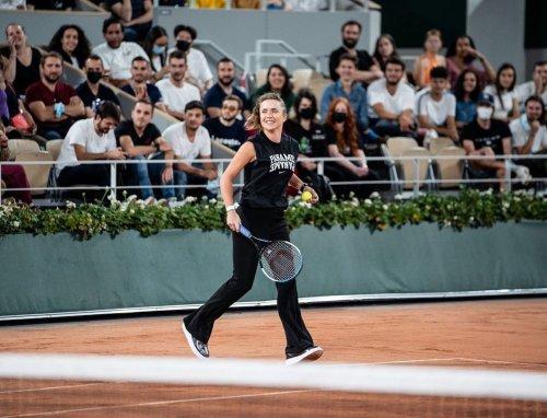 Elina Svitolina enjoys fun week in Paris with husband Gael Monfils | Tennis.com