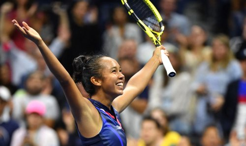 Leylah Fernandez joins rare company with US Open heroics   Tennis.com