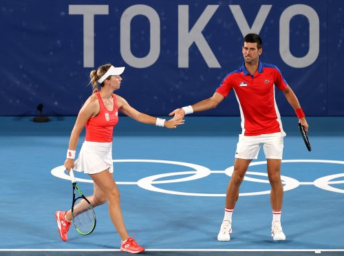 In quest for two golds at Tokyo Olympic Games, Novak Djokovic wins twice, in singles and mixed doubles | Tennis.com