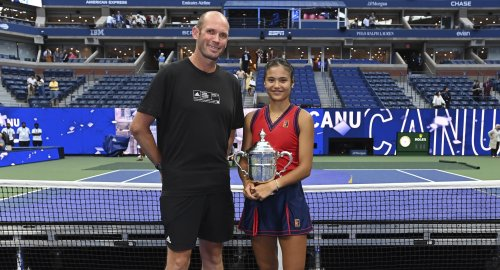 Emma Raducanu splits with coach Andrew Richardson following US Open triumph | Tennis.com
