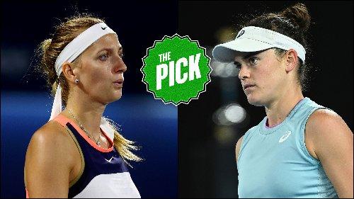 The Pick: Petra Kvitova vs. Jennifer Brady, WTA Stuttgart first round