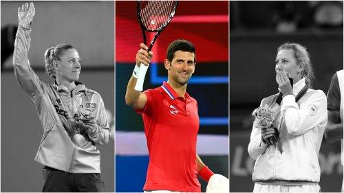 Golden Slam chase on for Novak Djokovic in Tokyo; Kerber, Azarenka withdraw from Olympics   Tennis.com