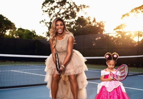 Serena Williams gives fans behind-the-scenes look at her day as a bridesmaid   Tennis.com
