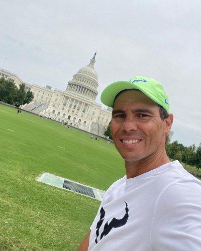 Rafael Nadal becomes a tourist in Washington D.C. ahead of Citi Open debut | Tennis.com
