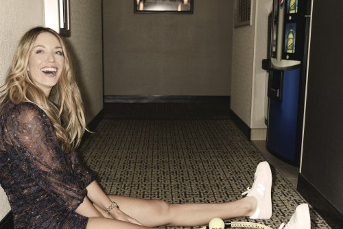 "Danielle Collins featured in Veronica Beard's ""Make it Happen"" campaign | Tennis.com"