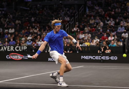 Doubles Take: Andrey Rublev showcases doubles prowess at Laver Cup | Tennis.com