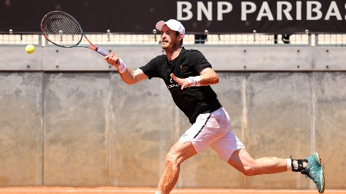 Murray to make unexpected return in Rome doubles