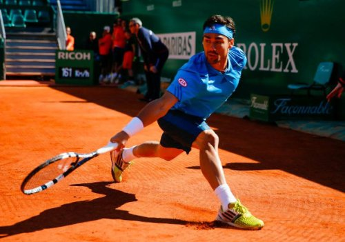Fognini Repels Rublev in Monte-Carlo Rally   - Tennis Now