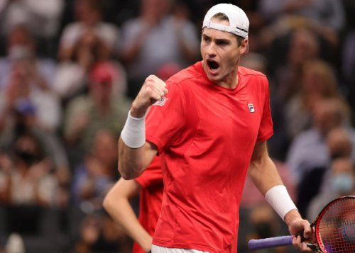 Isner: World of Desire to Win Laver Cup