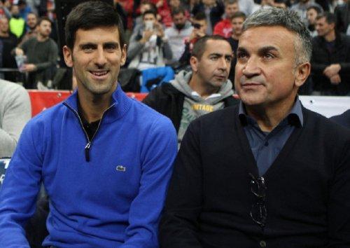 Djokovic: My Dad Has My Back