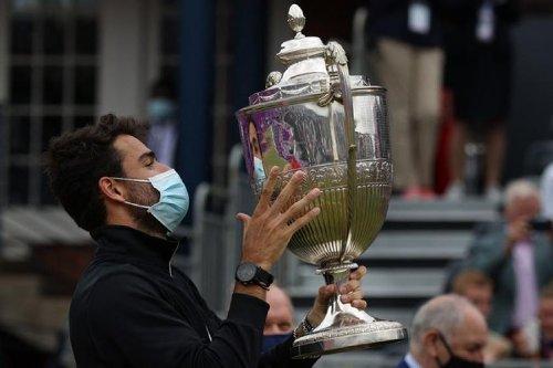 ATP/WTA-Rangliste: Matteo Berrettini nähert sich Roger Federer