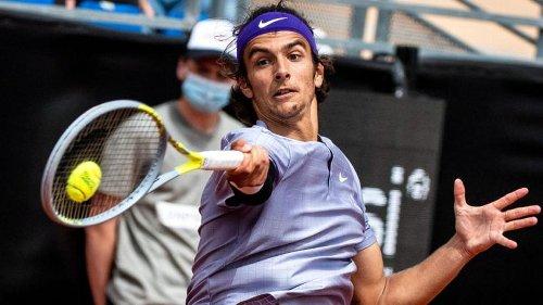 ATP Parma: Lorenzo Musetti besiegt Gianluca Mager. Daniel Altmaier verliert