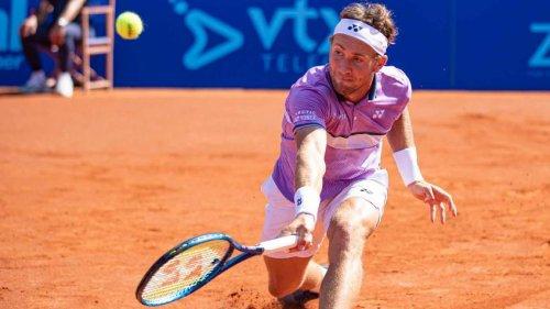 Casper Ruud: Das Ziel ist es, sich für das Nitto ATP-Finals zu qualifizieren