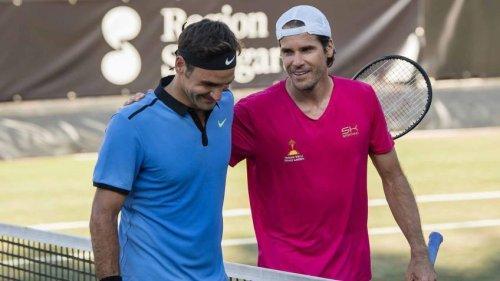 Tommy Haas: 'Roger Federer will den Luxus, seine Karriere am ... zu beenden'