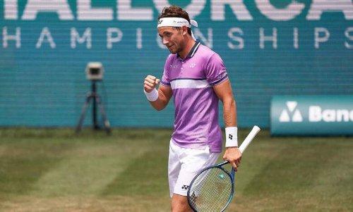 ATP Mallorca: Casper Ruud schlägt Gilles Simon für einen erfolgreichen Start
