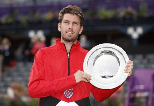 Cameron Norrie zieht sich nach Erreichen des Queen's-Finale aus Eastbourne zurück