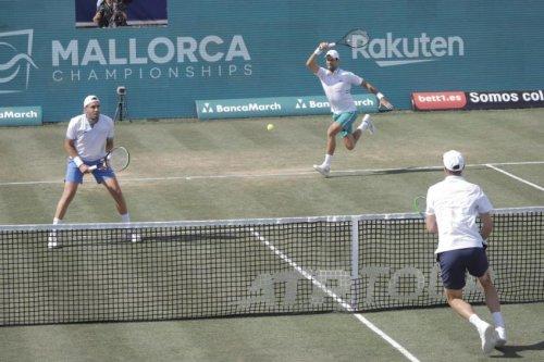 ATP Mallorca: Djokovic/Gomez retteten 2 Matchbälle, um die nächste Runde zu erreichen