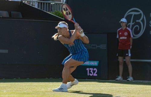 Bad Homburg Open: Angelique Kerber und Laura Siegemund erreichen die zweite Runde