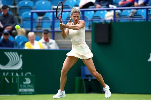 WTA Eastbourne: Camila Giorgi besiegt Titelverteidigerin Pliskova in der 1. Runde