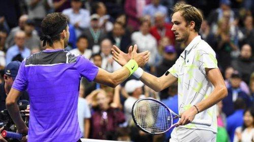 """Daniil Medvedev : """"Grigor Dimitrov a mieux joué contre moi que quiconque à l'US Open"""""""