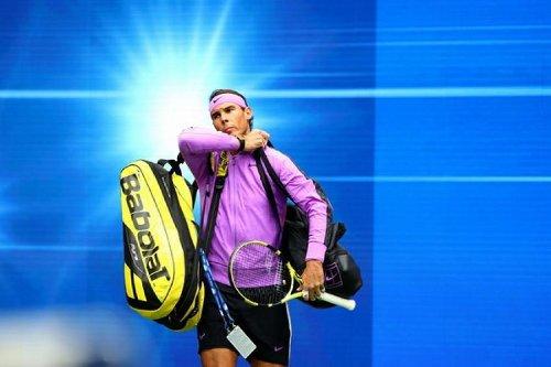 """Rafael Nadal : """"La décision de ne pas jouer l'US Open était difficile à prendre""""."""