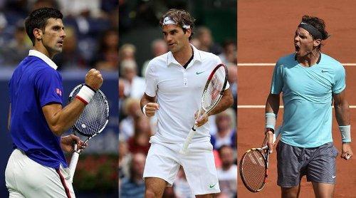 """André Agassi : """"Pouvez-vous imaginer si Federer, Nadal, Djokovic jouaient à…"""""""