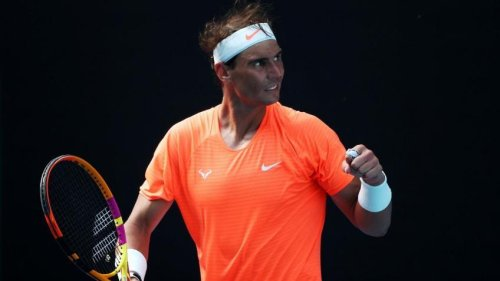 """Rafael Nadal : """" Je ne perds jamais mes nerfs ni ne casse de raquette sur un court"""""""