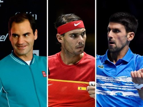 """Roger Federer : """"J'ai toujours su que Rafa et Novak me surpasseraient"""""""