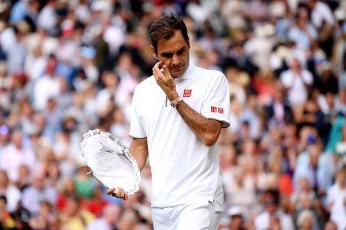 """Roger Federer : """"Je suis un peu raide pendant les cinq premières minutes jusqu'à..."""""""