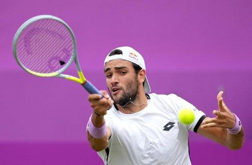 Matteo Berretini fait part de son immense respect pour Andy Murray