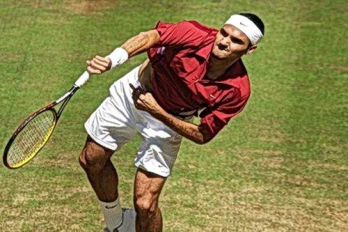 Roger Federer avant Wimbledon 2003 : ''Je veux gagner les Majeurs et devenir n°1''