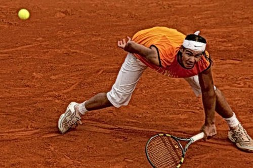 """Rafael Nadal avant son premier Roland-Garros : """"Je me prépare"""""""
