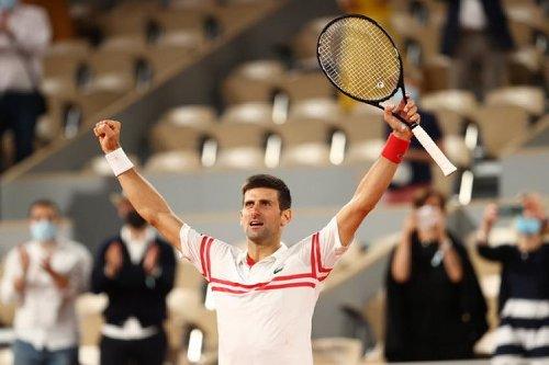 Novak Djokovic n'était pas content d'avoir Federer et Nadal dans le même groupe.