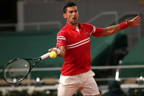 """""""Surpris que Novak Djokovic ne se fasse pas plus mal"""", déclare l'ancienne star"""