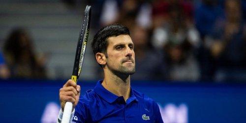 """Lorenzo Sonego : """" Novak Djokovic a tout gagné, il peut sauter des tournois"""""""