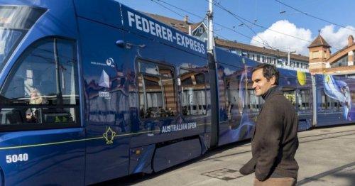 """Roger Federer: """"Mi è capitato di viaggiare in tram senza biglietto"""""""