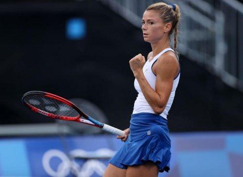 Tenerife Ladies Open: Camila Giorgi, Clara Tauson reach round-of-16