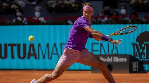'People will be writing books about Rafael Nadal', says legend
