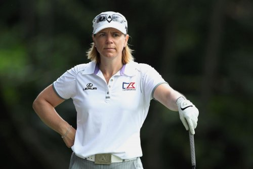 "Annika Sorenstam: ""I'm thrilled to play again"""