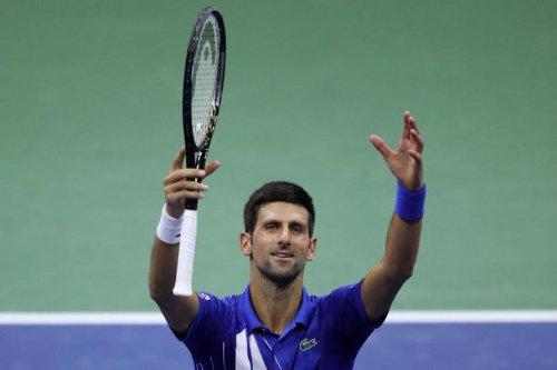 Novak Djokovic pays tribute to young ATP star